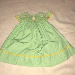Connie Dresses - Smock Dress - Connie's Kids